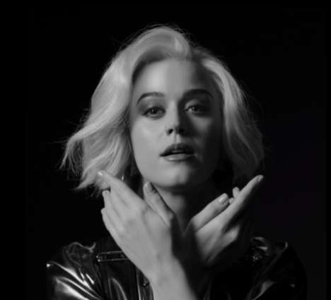 Androgynous Celebrity Fragrances - Katy Perry's New Fragrance 'INDI' Embraces Individuality