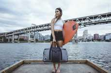Active Adventure Bags - The Standard Pacific Field Collection Bags are Ideal for Stylish Individuals