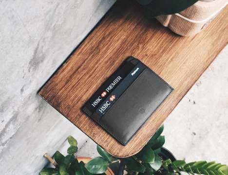 Wallet-Replacing Card Holders
