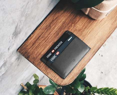 Wallet-Replacing Card Holders