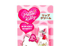 Anime-Branded Lip Balms - This Hello Kitty Lip Cream is an Adorable Way to Stay Moisturized