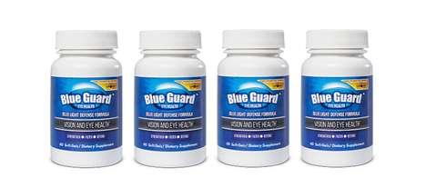 Eye Strain-Preventing Supplements
