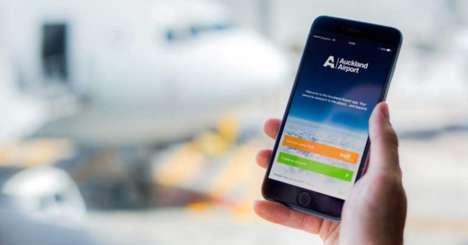 Digital Airport Retailers