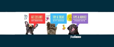 Discounted Pet Service Subscriptions