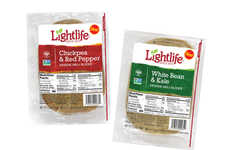 Bean-Based Deli Slices - Lightlife's Vegetarian Deli Slices are Vegan and Protein-Rich