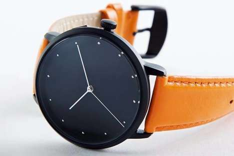 Cost-Effective Smartwatches - The 'LEO' is an Affordable Smartwatch That Balances Features and Value