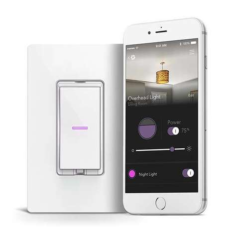 Voice-Activated Light Switches