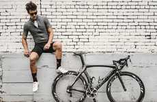 Enhanced Mobility Jerseys - The Search and State SR-2 Performance Men's Jersey Improves Aerodynamics
