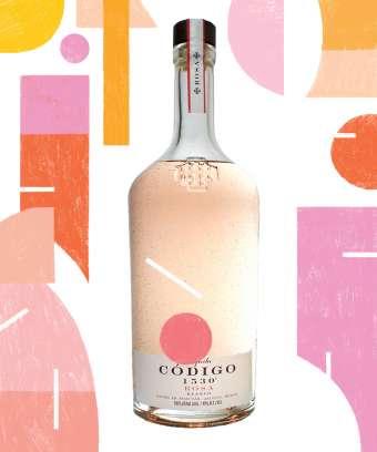 Millennial Pink Tequilas