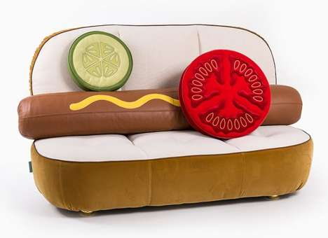 Fast Food-Inspired Furniture