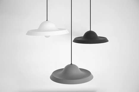Island-Inspired Lighting - Seom Lighting Was Inspired by Jeju Island