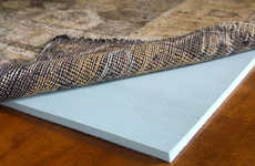 Ultra-Comfortable Rug Pads - The Rug Pads Instantly Upgrade Your Existing Floor Treatments