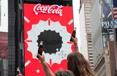 Multi-Sensory Cola Advertisements