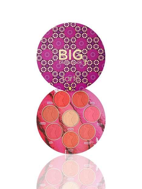 Expansive Blush Palettes