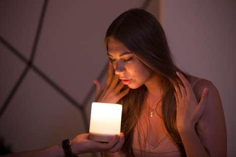 Sound-Responsive Smart Lamps