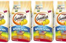 Chromatic Whole Grain Crackers