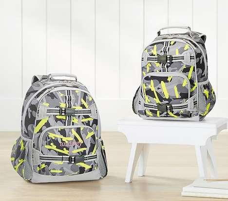 Glow-in-the-Dark Backpacks