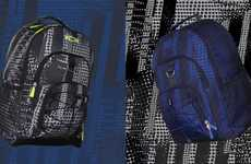 Versatile Backpack Ads - PBTeen's 'Different by Design' Campaign Highlights Bold School Accessories