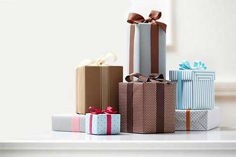 All-Encompassing Gift Registries - MyRegistry Partners with Stores from All Over the World