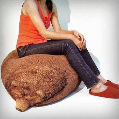 Hibernating Bear Seating