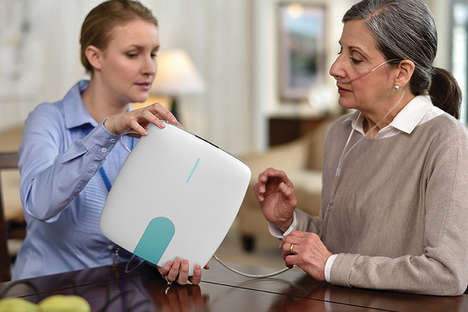 Personal Portable Oxygen Concentrators