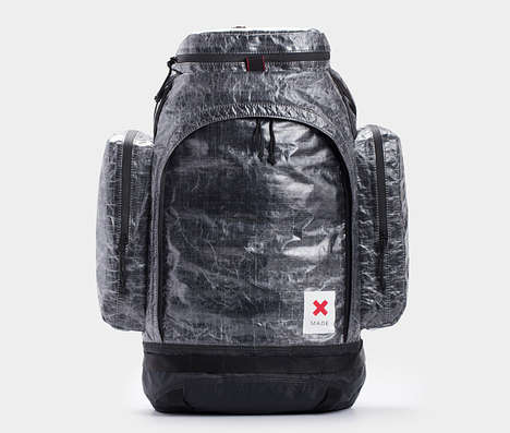 The Dyneema Patrol Pack Can Withstand Any Weather Condition