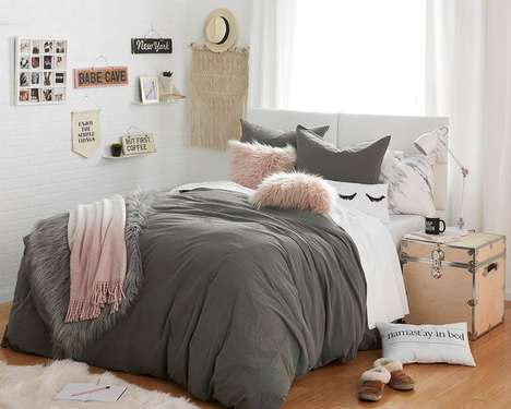 First Apartment Decor Collections - 'apt by Dormify' Makes Decorating for Small Spaces Easy