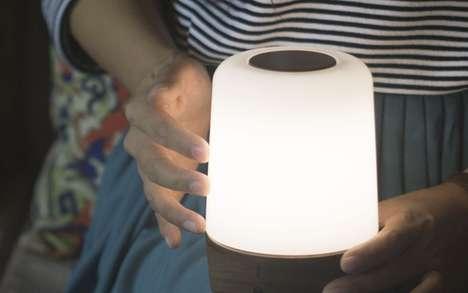 Modern Naturalistic Lamps
