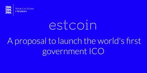 Secure National Cryptocurrencies - Estonia is Working Toward Releasing Estcoin as National Currency