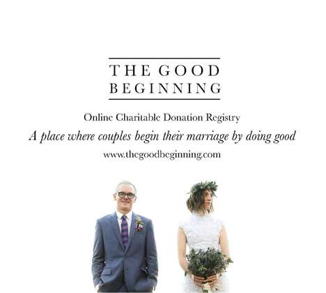 Charitable Gift-Giving Platforms - The Good Beginning Helps Couples Donate Their Registry to Charity