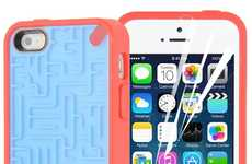 Maze Game Phone Cases - This Retro Maze Case Offers Entertainment Should Your iPhone Ever Die