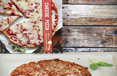 Cauliflower Pizza Crusts - Trader Joe's Now Makes a Satisfying Gluten-Free Cheese Pizza