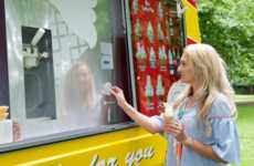 Contactless Ice Cream Trucks