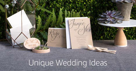 Artisan Wedding Shops - Amazon's Online Wedding Shop Features One-of-Kind Items