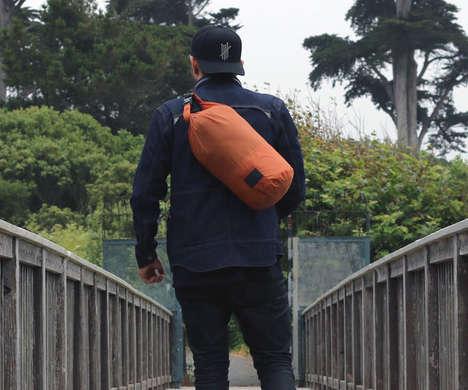 Self-Healing Adventure Bags