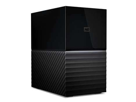 Enterprise-Ready Consumer Hard Drives - The WD My Book Duo 20TB Desktop RAID Hard Disk is Expansive