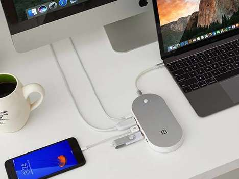 Device-Charging USB Hubs