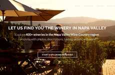 Napa Valley Winery Guides - WineryGuide Serves as a Virtual Tour Guide for Californian Wineries