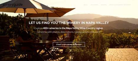 Napa Valley Winery Guides