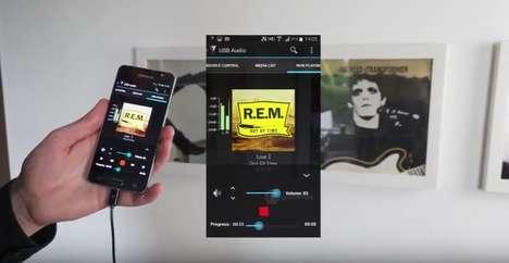 Vinyl Recording Apps