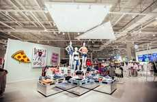 Sprawling Accessories Stores - Ardene is Set to Open a Series of Large-Format Stores in Canada