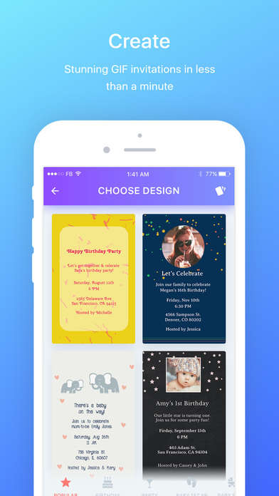 All-In-One Event Apps - PHILDORA Lets Users Create Invitations, Gift Registries and Plan Parties