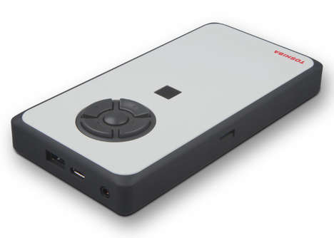 Battery-Powered Mini PCs - The Toshiba dynaEdge Boasts Impressive Specs in a Portable Design