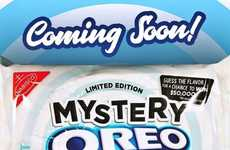 Mysterious Cookie Flavors - The New Mystery Oreo Flavor is Has a Mercurial Cream Filling