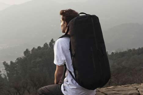 Adjustable Multi-Size Backpacks