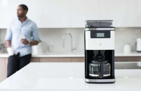 Smartphone-Synced Coffee Makers