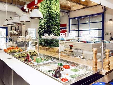 Organic Big Box Eateries