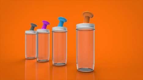 Watering Spout Jar Attachments