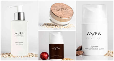 Quinoa Skincare Collections