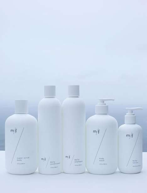 Genderless Skincare Collections